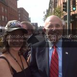 My First Obama-flage Hat Victory! I Convert The Mayor of 9/11