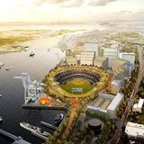 Opponents of Oakland A's waterfront ballpark turn to courts to slow the project down