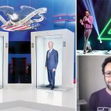 Hologram 'phone booth' can beam Trump and Biden on to debate stage