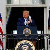 Doctor says Trump no longer at risk of transmitting coronavirus