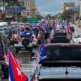 Miami PD Estimates More Than 30,000 Cars Participated in Anti-Communist, Latinos For Trump Caravan in South Florida (VIDEO)
