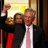 Tuberville campaigns in North Alabama, avoids public speaking and interview requests