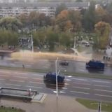 More Than 400 Detained In Brutal Protest Crackdown In Belarus