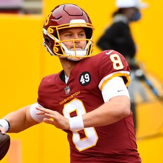 Kyle Allen to Remain Washington's Starter if He's Healthy