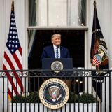 Trump says 'California is going to hell'