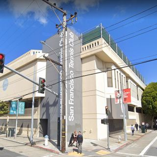 San Francisco Tennis Club was supposed to be turned into a homeless shelter. That never happened.