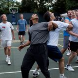 Presidential Pickup Games: What It Took to Hit the Court with Former President Barack Obama