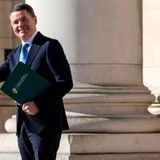 Largest Irish budget in history assumes no Brexit deal and no COVID-19 vaccine