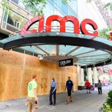 AMC warns it could run out of cash this year