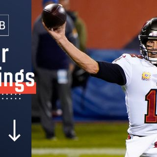 Power Rankings: No Need to Worry for Bucs, Chiefs