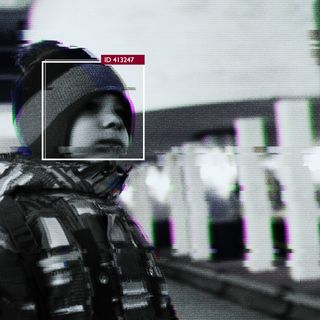 Live facial recognition is tracking kids suspected of being criminals
