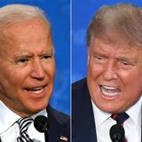 Donald Trump calls for AG Barr to indict Joe Biden with 26 days until election