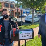 Tenafly teen tackles COVID with free masking stations around town