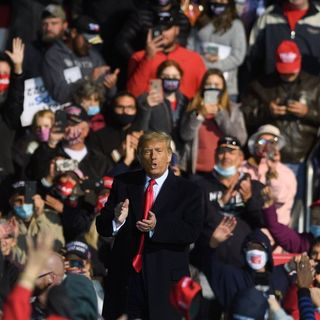 The president, not social media, is largely responsible for disinformation about mail-in voting