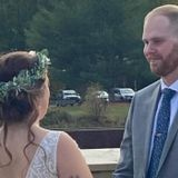 With family separated by a border, N.S. couple finds unique way to marry   CBC News