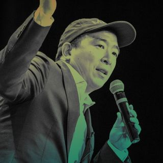 Andrew Yang proposes that your digital data be considered personal property