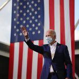 Biden raised whopping $383M in September