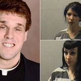 Priest arrested for threesome with dominatrices on church altar