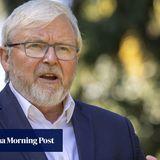 Ex-PM Rudd among critics of senator who questioned Chinese-Australians' loyalty
