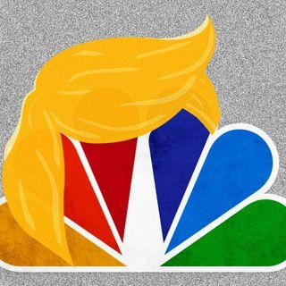 NBC Staffers Seethe as Trump Gleefully Uses the Network Against Biden