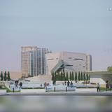 Seasonal ice rink coming to Klyde Warren Park with expansion project