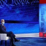 The delightful boringness of Joe Biden