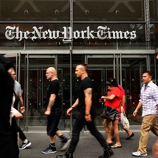My run-in with the New York Times | The Spectator