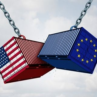 The US and the EU are torn between forcing a negotiation or intensifying their trade war