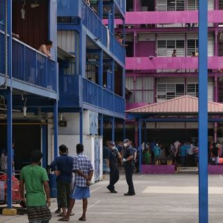 Record 287 new Covid-19 cases in S'pore, links found between Mustafa Centre and clusters in foreign worker dormitories