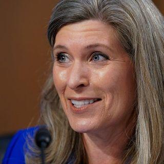 Joni Ernst Hopes Some Performative Feminism Might Save Her Senate Seat