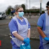 Covid: NHS staff testing 'dismantled' in virus hotspots