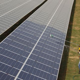 Solar is now 'cheapest electricity in history', confirms IEA