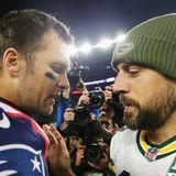 Tom Brady wants revenge on Aaron Rodgers . . . at golf - ProFootballTalk