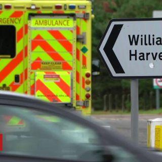 East Kent Hospitals: 'Toxic culture risks patients' lives'