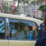 Thailand: State of emergency introduced in Bangkok after protesters obstruct royal motorcade