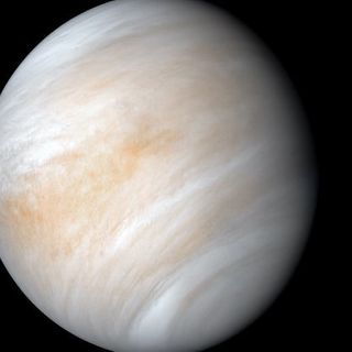 Astronomers Report That Venus' Atmosphere Contains an Amino Acid Found in DNA
