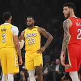 NBA Execs See LeBron's Influence over Lakers Leading to a Chris Paul Trade