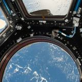 Oxygen Supply Just Failed in Part of The ISS, But Everyone Is Safe So Far