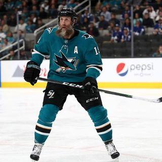 Maple Leafs Sign Joe Thornton