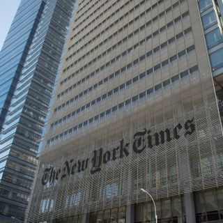 New York Times to Staff: You Can Only Trash Colleagues If You Have a Column