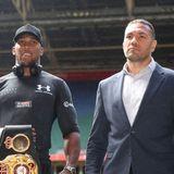 Anthony Joshua vs Kubrat Pulev date confirmed as Tyson Fury lies in wait
