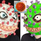 'Hugely distasteful' coronavirus Halloween masks go on sale on Amazon