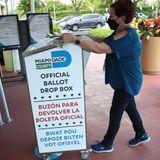 Florida Republicans Launch Last-Minute Effort to Shut Down Ballot Drop Boxes