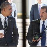 See Obama and Reagan through the eyes of White House photographer Pete Souza