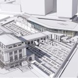 Baltimore Penn Station redevelopment aims to enhance experience for modern passengers