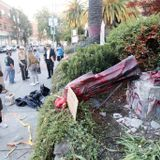 San Rafael police: Five arrested in connection with toppling Junipero Serra statue