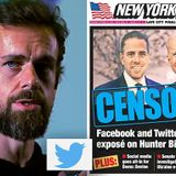 New York Post is told by Twitter to delete links to Hunter Biden story