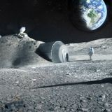 Human urine could help astronauts build Moon bases — no joke