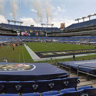 Maryland to allow fans at Ravens, Washington stadiums at 10% capacity