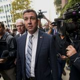 Ex-SoCal Rep. Duncan Hunter to serve 11-month sentence at West Texas prison camp